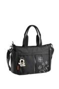 Okiedog Twinkle Metro Messenger Bag, Black