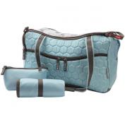 Teafco Argo Momster Nappy Bag, Medium, Maldives Blue