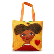 BrightFaces Frizzy Large Stylish/Colourful Tote Bag
