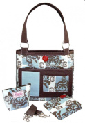 2 Red Hens Whole Roost Seymore Nappy Bag