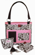 2 Red Hens Whole Roost Chocolate Covered Fabulous Nappy Bag