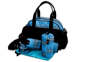 House of Botori Bolu Bowler Bag, Skipper Azure