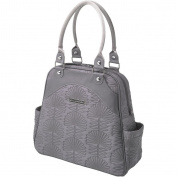 Fall 2012 Petunia Pickle Bottom Embossed Sashay Satchel Champ-Elysees Stop