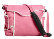 Wallaboo Baby Nappy Changing Bag - Pink