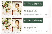 Nature Babycare Nappy Disposal Bags - 50 ct
