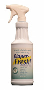 32 oz Nappy-Fresh! Use as spray - or as refill for your 240ml bottle!