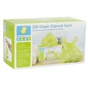 250 Nappy Disposal Sacks