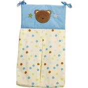 "Wishes & Kisses ""Beary Cute"" Baby Nappy Stacker"