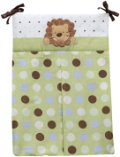 Little Bedding by NoJo - Jungle Pals Nappy Stacker