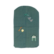 Patch Magic 30.5cm by 58.4cm Fido Nappy Stacker