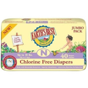 Earth's Best TenderCare Chlorine Free Nappies