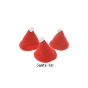 Pee-pee Teepee Cellophane Bag - Santa Hat Red