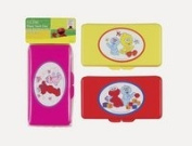 Sesame Street Wipes Travel Case
