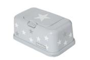 FunkyBox Easy Wipe Dispenser Box Grey Star