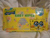 Sponge Bob Squarepants, Fresh Scented Cleansing Wipes, 80 Wipes