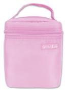 """Trend Lab 101660 7"""" Bottle Bag - Pink"""