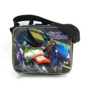 BATMAN INSULATED LUNCH BOX - JOKERS BIKE
