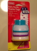 PLAYSKOOL BABY BOTTLE NAME TAGS 7.6cm PACK