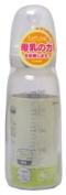 teteo Polypropylene Feeding Bottle 240 ml, M Size, White