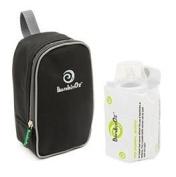 BambinOz Travel Bottle Warmer Pack, Black
