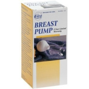 BREAST PUMP CARA 45 1 EACH