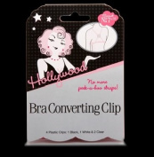 Hollywood Fashion Secrets Bra Converting Clip