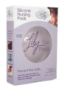Lilypadz Silicone Nursing Pads Double Pack