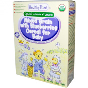 Organic Mixed Grain with Blueberries Cereal for Baby, 180ml