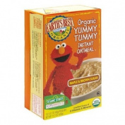 Earth's Best Sesame Street Organic Instant Oatmeal Maple Brown Sugar -- 450ml