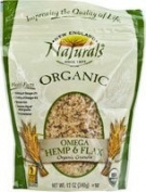 New England Naturals Organic Granola Omega Hemp and Flex -- 350ml