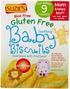 Suzie's Gluten Free Baby Biscuits, 210ml