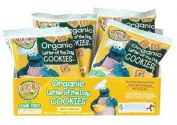 Earth's Best Sesame Street Organic Letter Cookies - Vanilla Multipack
