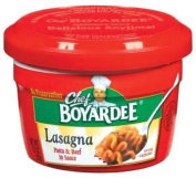 Chef Boyardee Microwavable Lasagna Pasta & Beef In Sauce 220ml