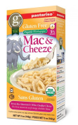 Pastariso Organic Quick-Cooking Brown Rice Mac and White Cheeze, Elephant, 150ml