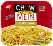 Nissin Microwavable Chow Mein Chicken Flavour 120ml