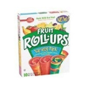 Fruit Roll Ups Variety Pack 150ml