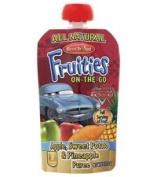 Beech-nut Fruities On-the-go Apple, Sweet Potato, Pineapple 8/120ml Pouches