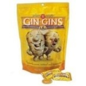 Ginger People Gin Gins Hard Candy Bag