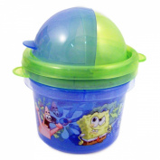 Spongebob 2pk Snack Storage Containers Zak Paks
