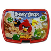 Angry Birds Rectangle Plastic Storage Box