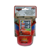 Disney Cars McQueen 3-Piece Set Snack N Store Food Storage Container