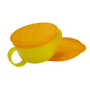 Japan Richell Baby Snack Catcher No Spill Snack Cup