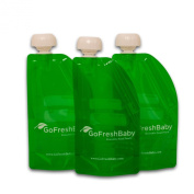 Nourish Baby Food Pouches