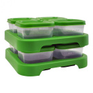 Green Sprout Polypropylene Baby Food Storage Cubes