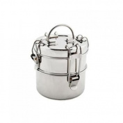 Snack Stack Stainless Steel Tiffin - 1 - Container