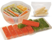 Sensible Lines Baby's First Food Trays