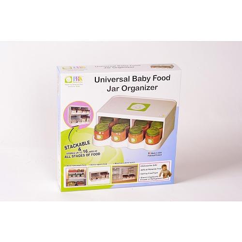 Universal Baby Food Jar Storage Amp
