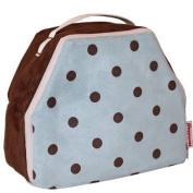 Hoohobbers Munchbox, Dots Blue