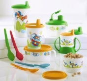 Kitchenware Early Ages Eco Complete Baby Set