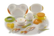 Richell Cooking set for Baby food feeding Dish set UF-5